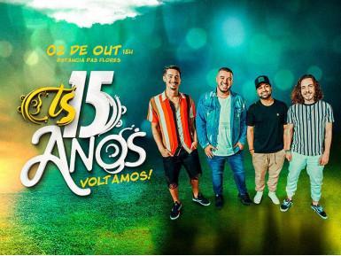Top Samba - 15 Anos