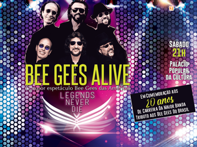 Show Tributo BEE GEES ALIVE