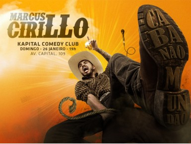 Marcus Cirillo - Caba Não Mundão