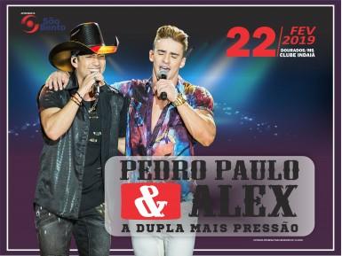 PEDRO PAULO & ALEX - PPA