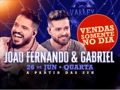 João Fernando e Gabriel
