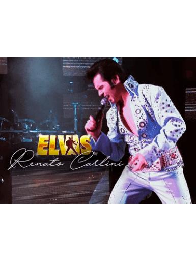 Elvis Presley By Renato Carlini