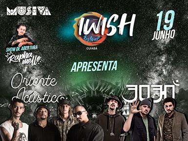 Iwish Festival - Oriente Acústico e 3030